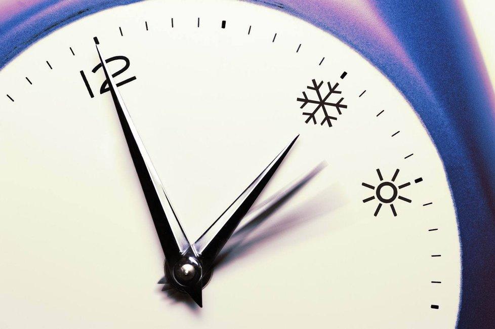 Kdo vymyslel změnu času?