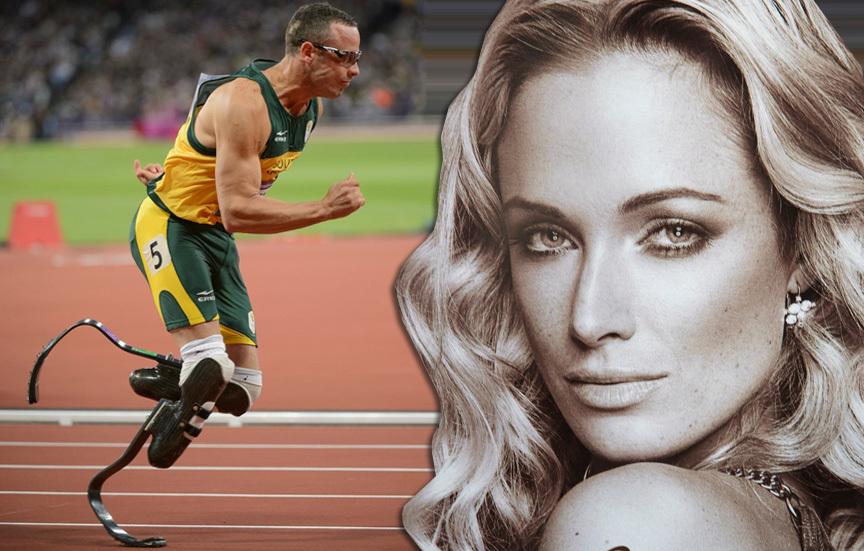 Reeva Steenkamp a Oscar Pistorius tvořili krásný pár. Osud jim ale nepřál být spolu.