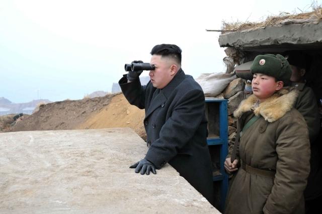 Severokorejský vůdce Kim Čong-un pohrozil válkou