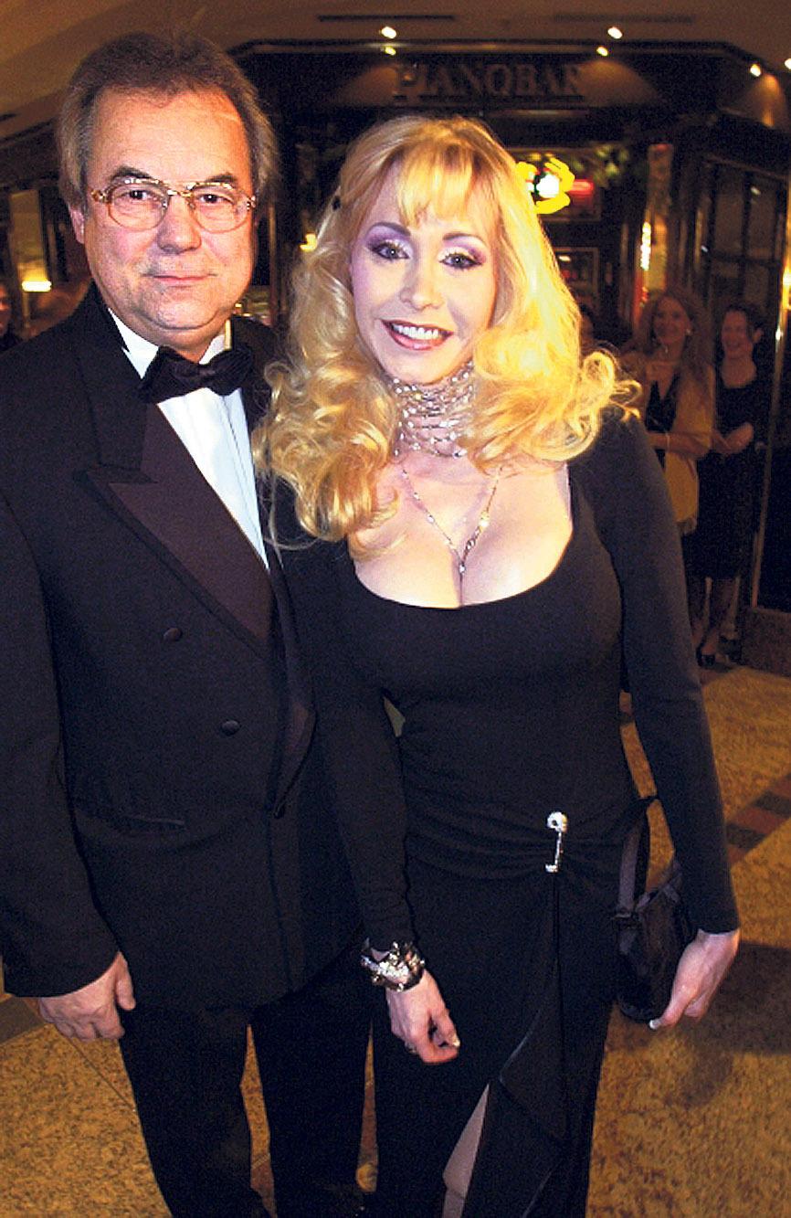 Manžel Dino Baumberger