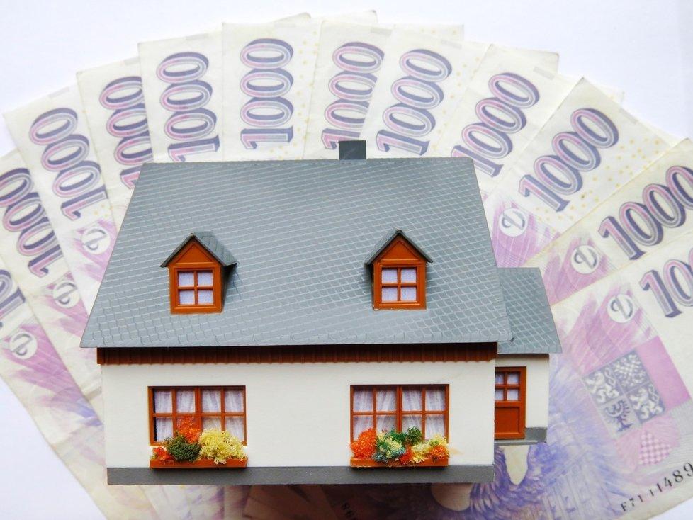 Pozor! Až budete paltit daň z nemovitosti, překontrolujte si čísla účtu finančního úřadu. Změnila se!