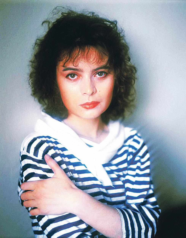 V 80. letech šla z role do role (1983)