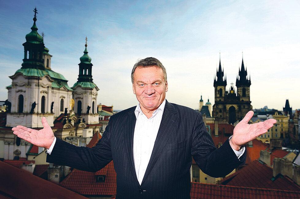 Bohuslav Svoboda kandiduje za ODS.