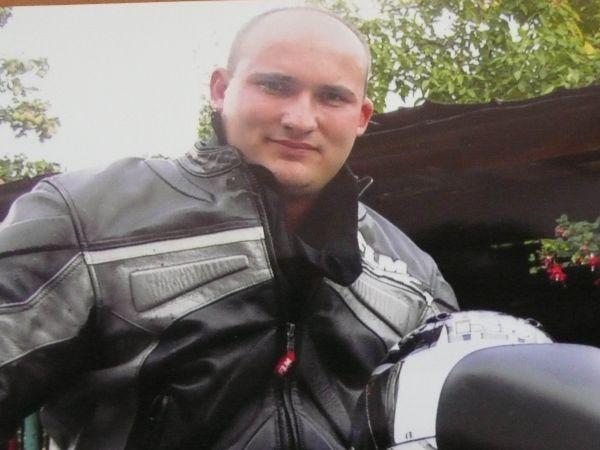 Policista Roman Jedlička.