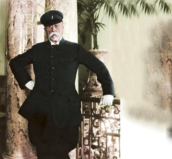 Zda Tomáš Garrigue Masaryk byl někdy nevěrný