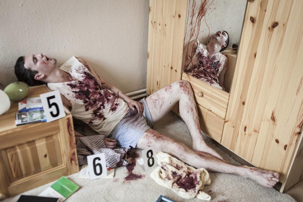 Vražedkyně muže zabila 38 bodnými ranami.