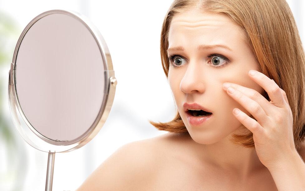 Zrcadlo Nemoci Vyctete Sve Zdravi Z Obliceje Prozradi Vam Vse