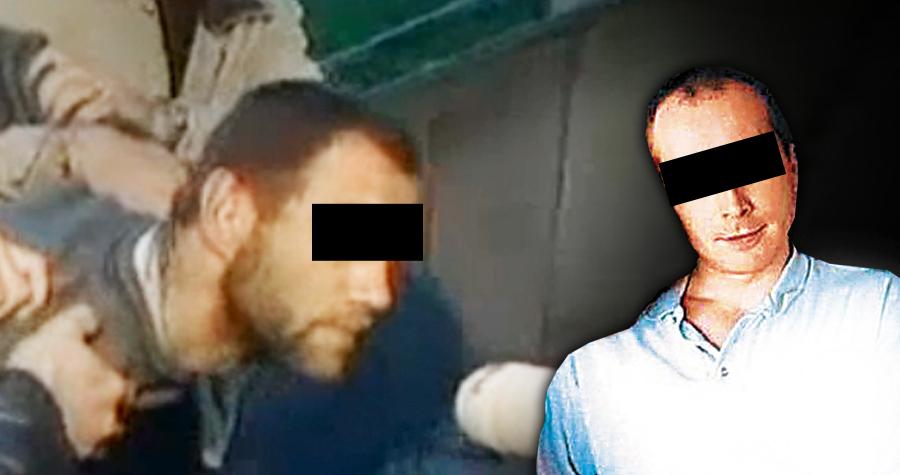 Předobrazem pro díl seriálu se stal případ Davida Lubiny (vpravo), který připravil o život střihače Michala Velíška (vlevo).