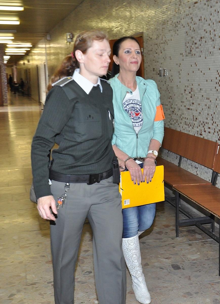 Nora Mojsejová si poseděla 13 měsíců ve vazební věznici