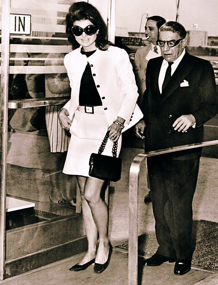 Jacqueline Kennedyová - Onassisová