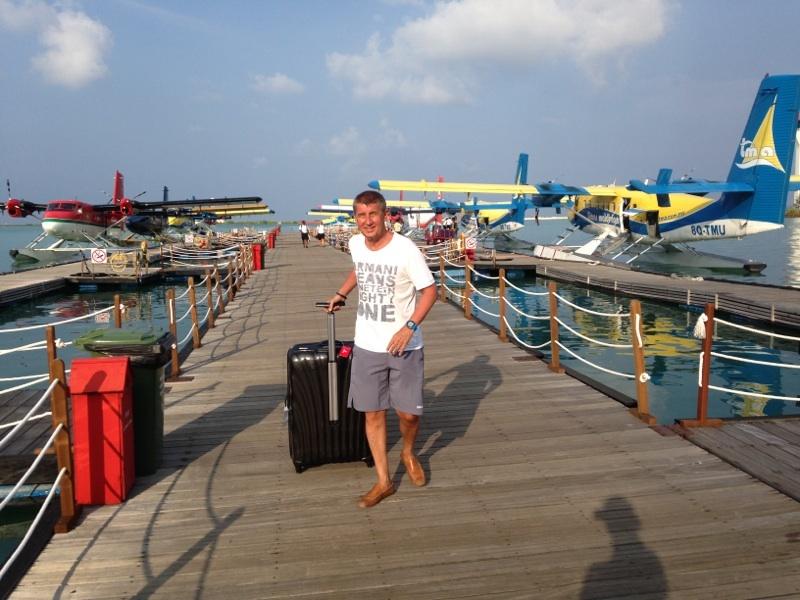 Andrej Babiš v minulosti vyrazil s rodinou i na Maledivy. Tehdy byl ještě ministrem financí
