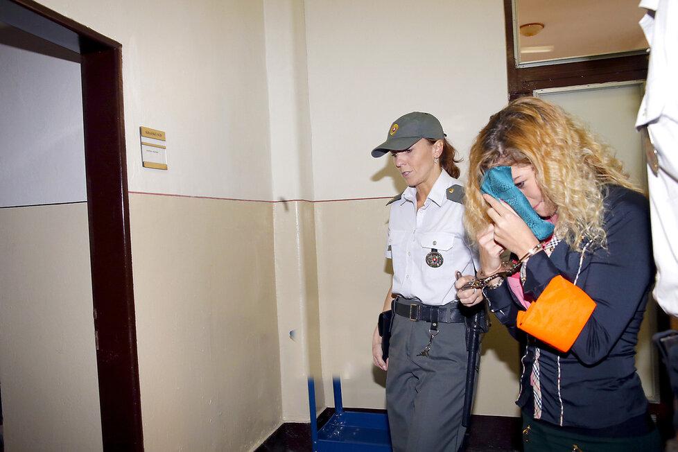 Kukučová přišla k soudu vymóděná. Nepomohlo jí to.