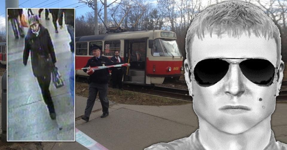 Policisté hladají důležitého svědka k případu vraždy v tramvaji číslo 17