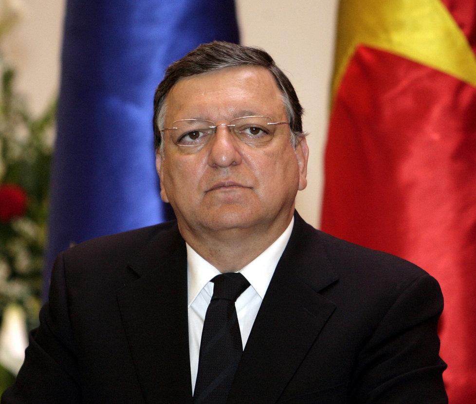 Šéf Evropské komise Barroso odsoudil vpád ruských sil na Ukrajinu.