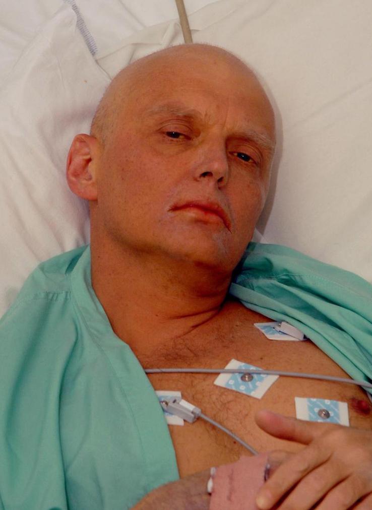 Za smrt ruského agenta viní Londýn Rusko.
