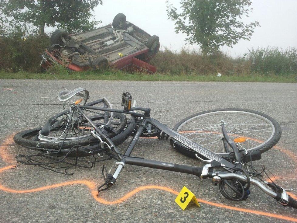 Vloni zemřelo na českých silnicích 39 cyklistů: Víme, jak nezvyšovat smutnou statistiku. (Ilustrační foto)