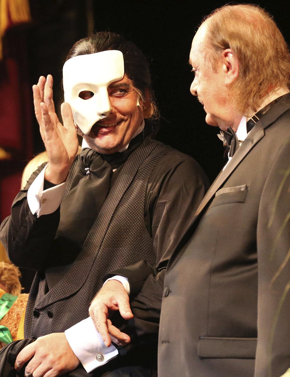 Představitel Fantoma Marian Vojtko slavil úspěchy.