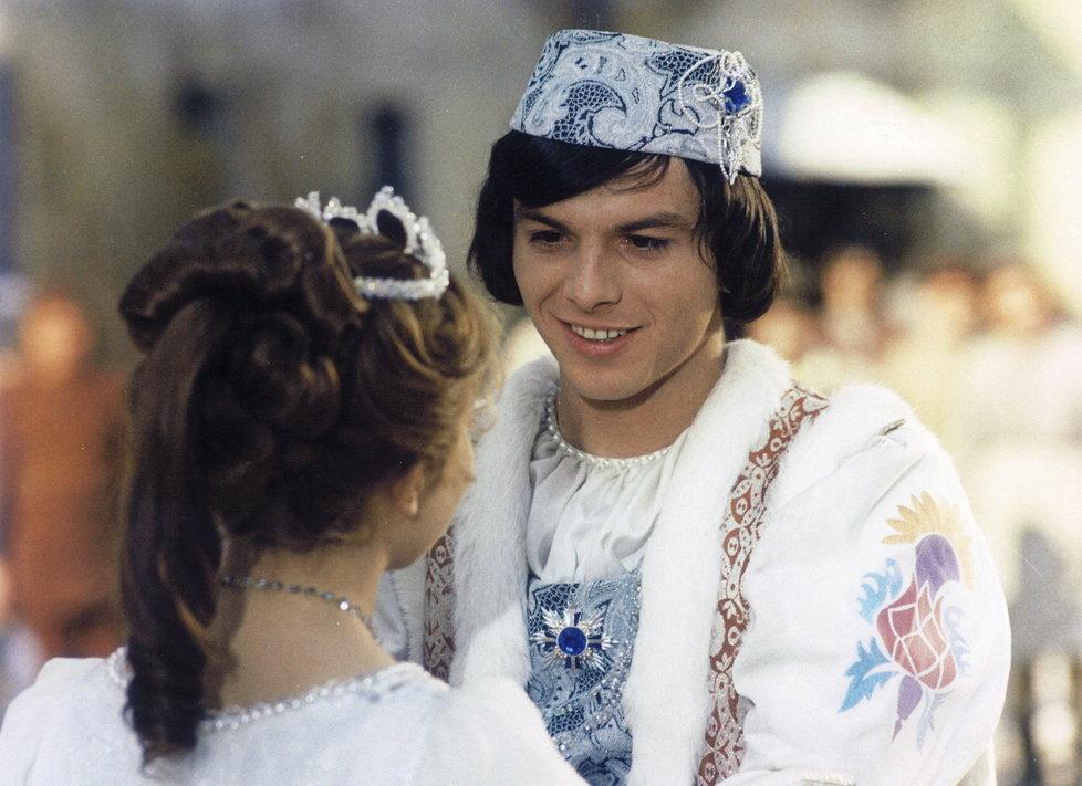 Z Pavla Trávníčka udělal film pro mnohé navždy prince.