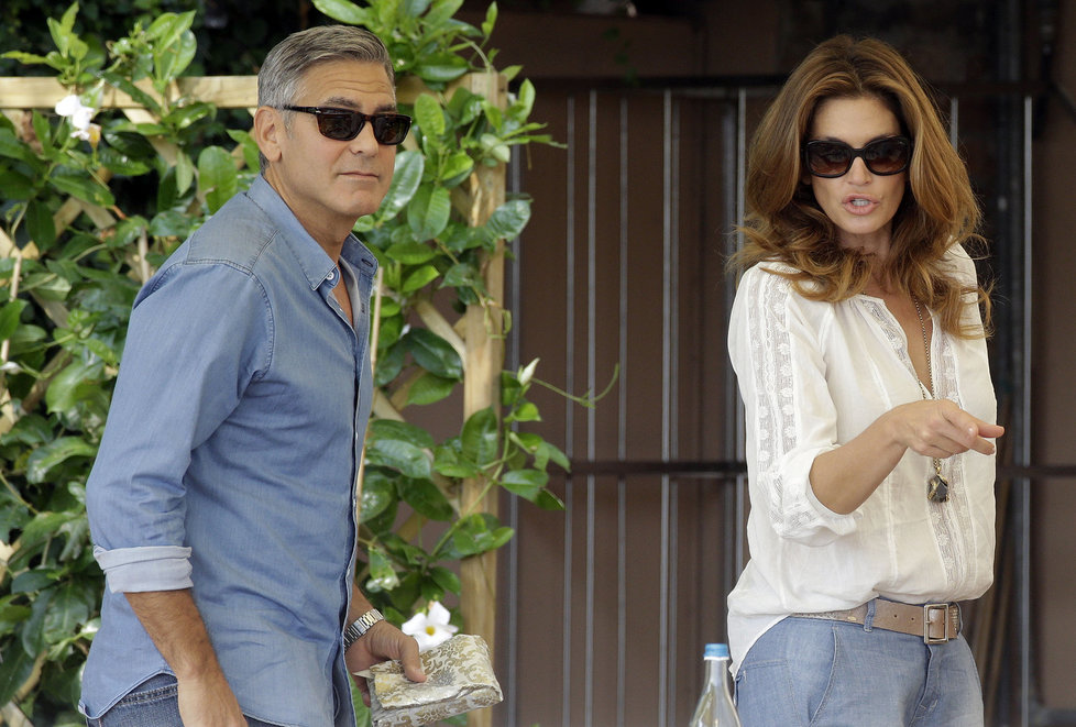 George a Amal