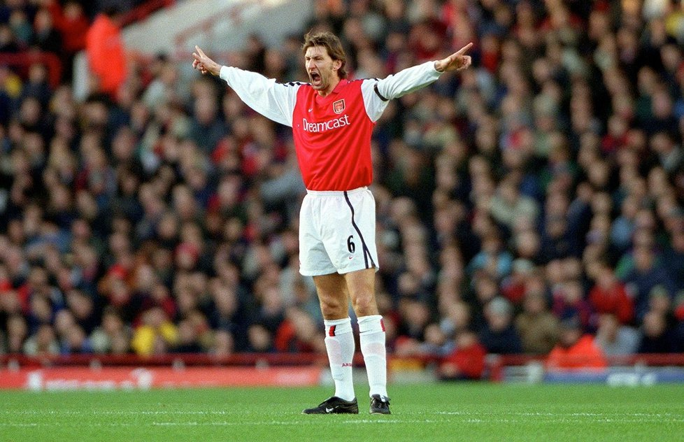 20. Tony Adams (Arsenal) 255/12