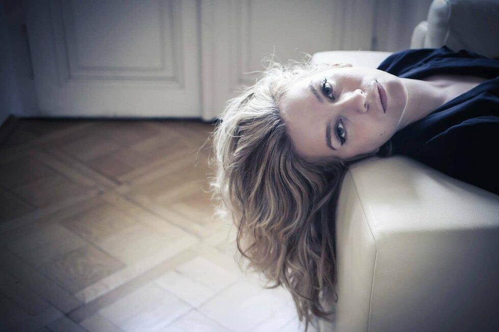 Anna Fixová - autoportrét
