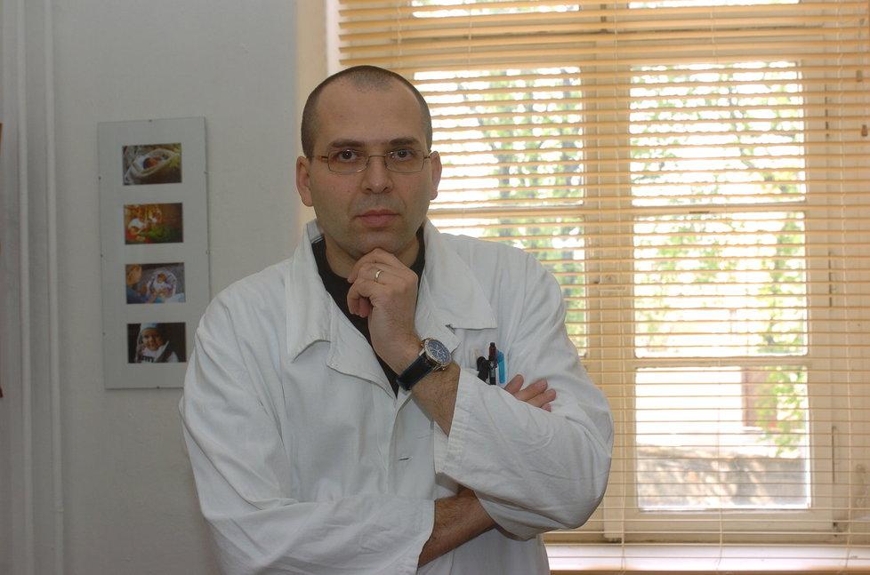 Prof. MUDr. Robert Jech, Ph.D.