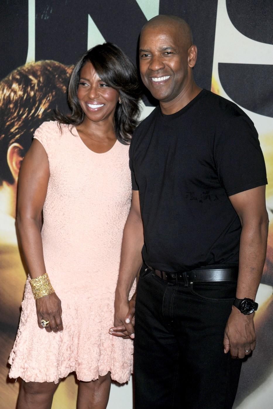 Denzel Washington a Pauletta Washington jsou manželé 31 let