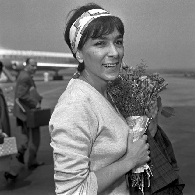 Hana Hegerová v roce 1962