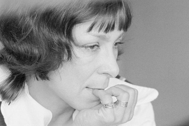 Hana Hegerová v roce 1976