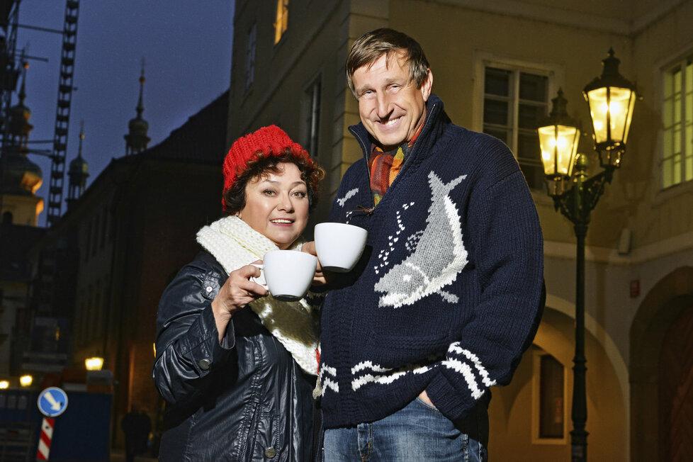 Slavní manželé spolu letos oslaví jednatřicáté Vánoce.