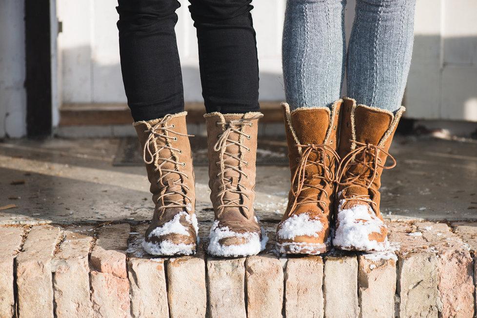 Péče o zimní boty  Jak je zbavit soli a jak je správně usušit   7bd93d081b