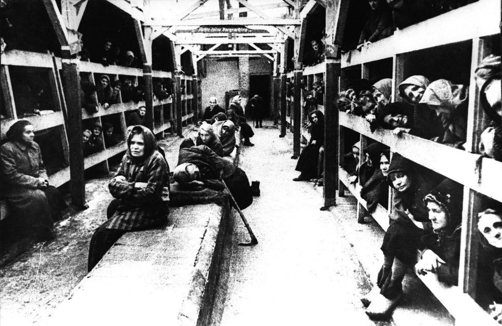V Auschwitzu zemřelo přes milion lidí