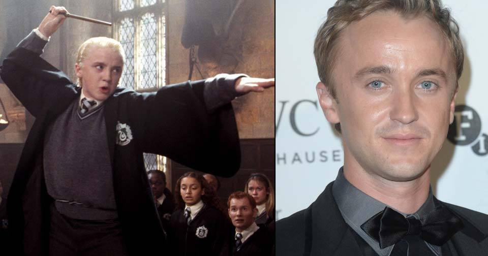 Tom Felton (27) alias Draco Malfoy