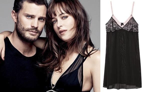 Do obchodů přichází nová kolekce prádla F F nazvaná Fifty Shades of Grey. 45d41dc694