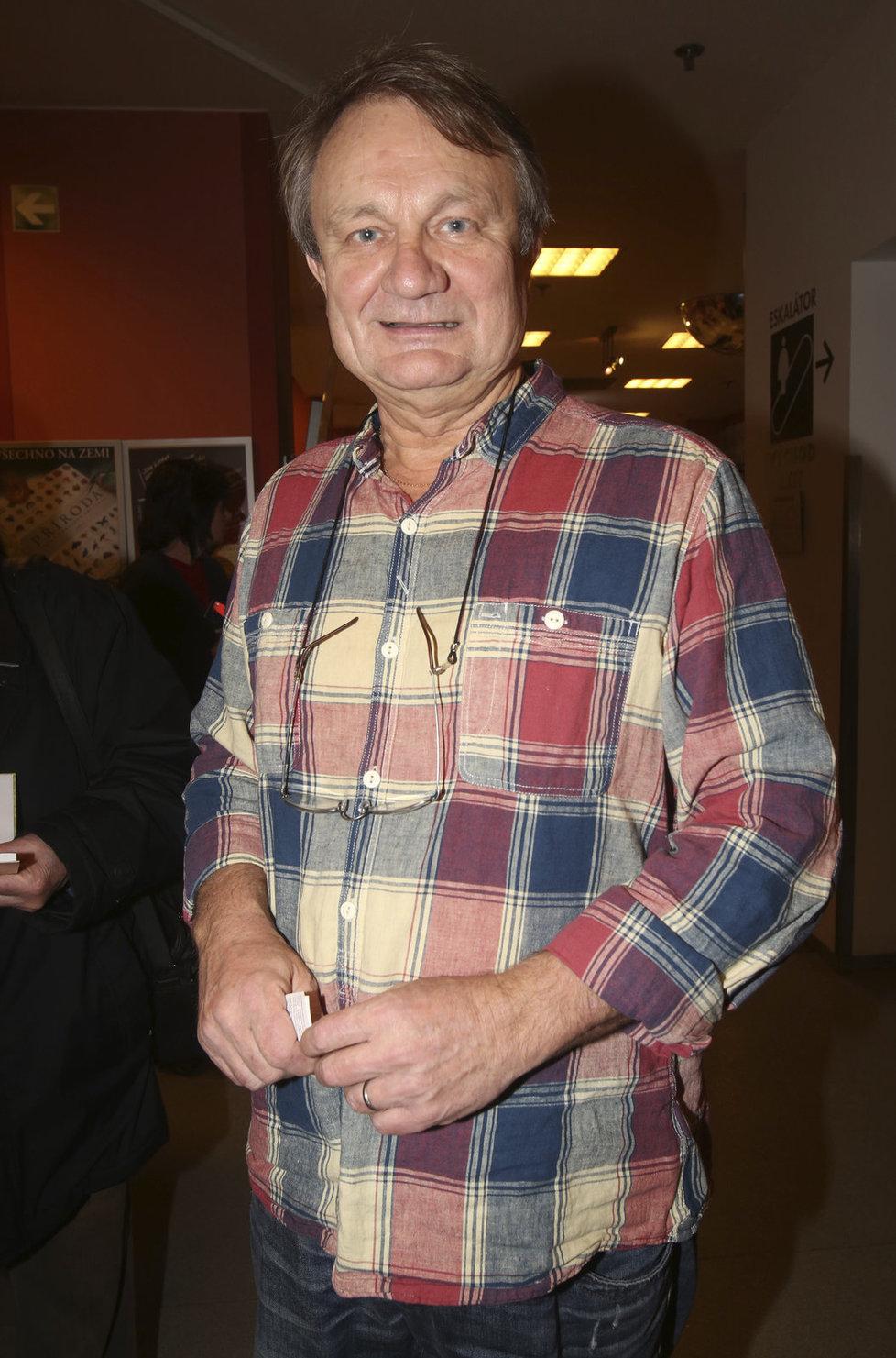 Jiří Adamec (67), režisér
