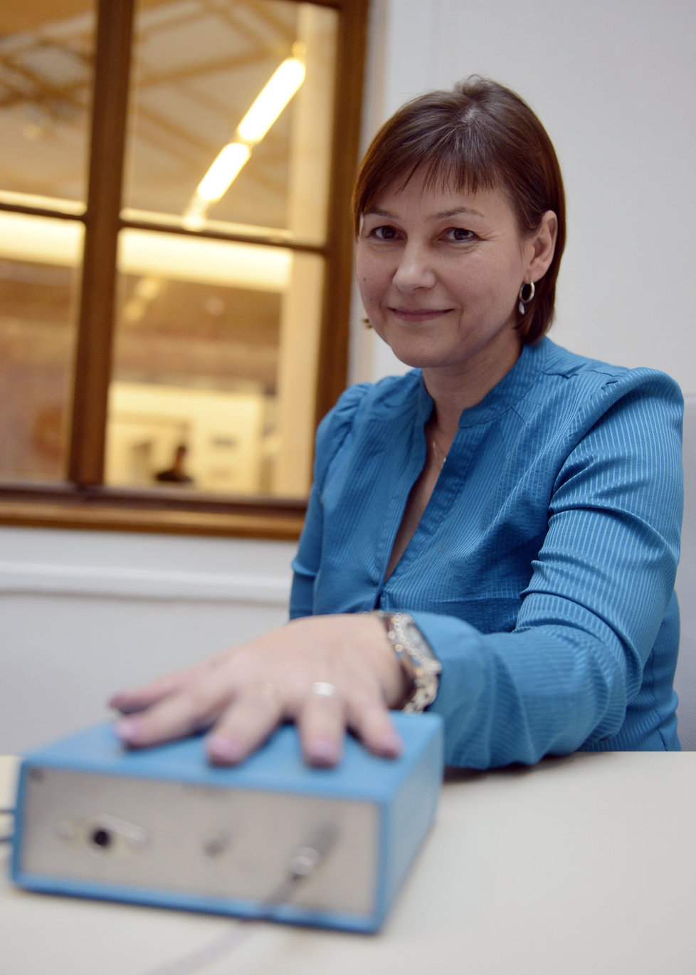 Miloslava Vostrá, místopředsedkyně KSČM