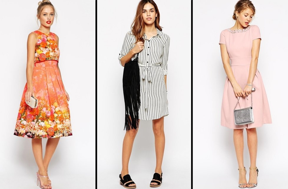 Nejkrásnější šaty z aktuálních kolekcí  Košilové a zavinovací musíte ... 3f8cca7a72