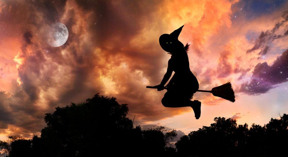Blíží se slet čarodějnic.