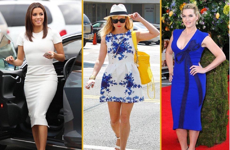 Šaty jako celebrita  Žádný problém! A jde to i levně  3a8d757f1d