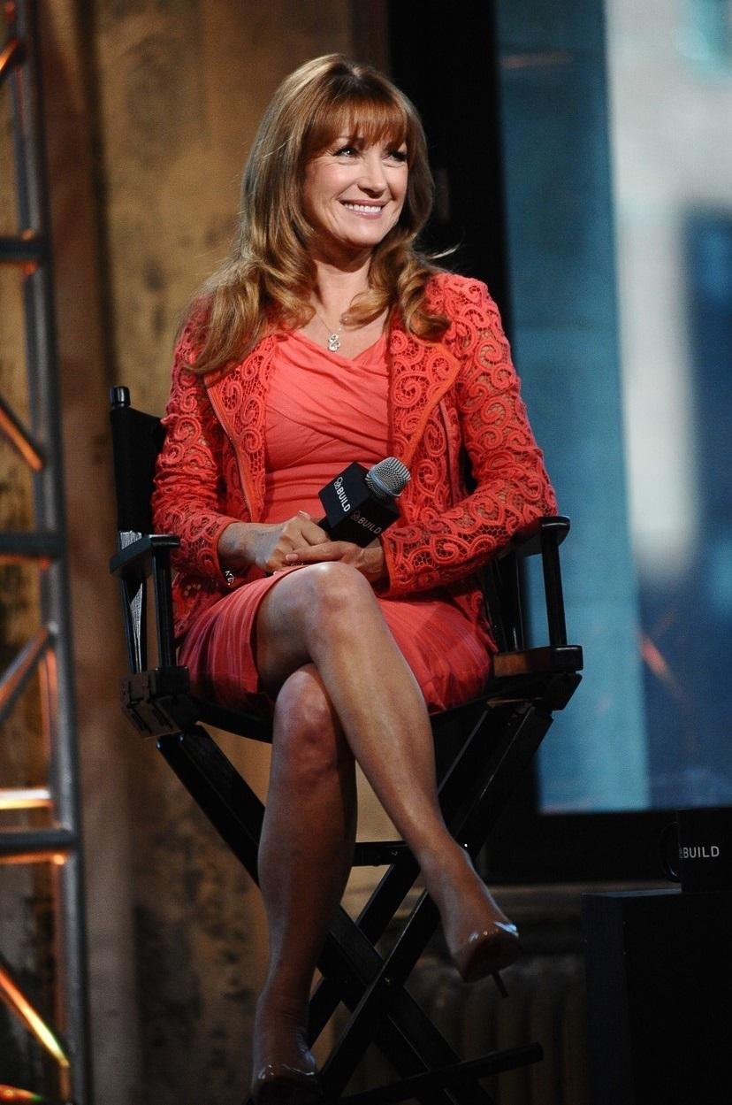 Jane v pořadu AOL BUILD.