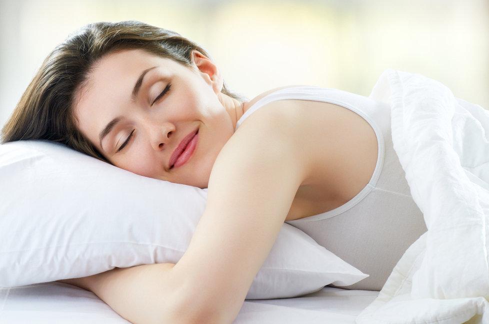 Spánek je lepší než lékař.