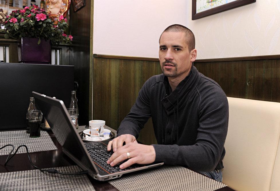 Manžel Tomáš Plekanec