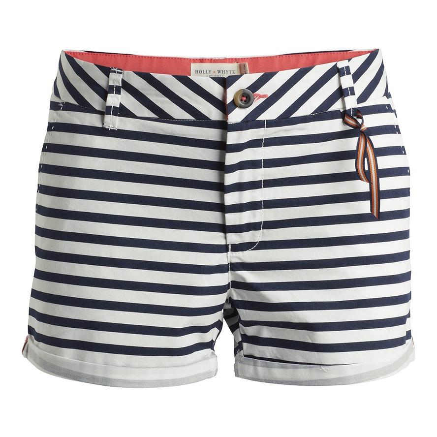 Námořnické šortky se ve vašem šatníku jistě neztratí.