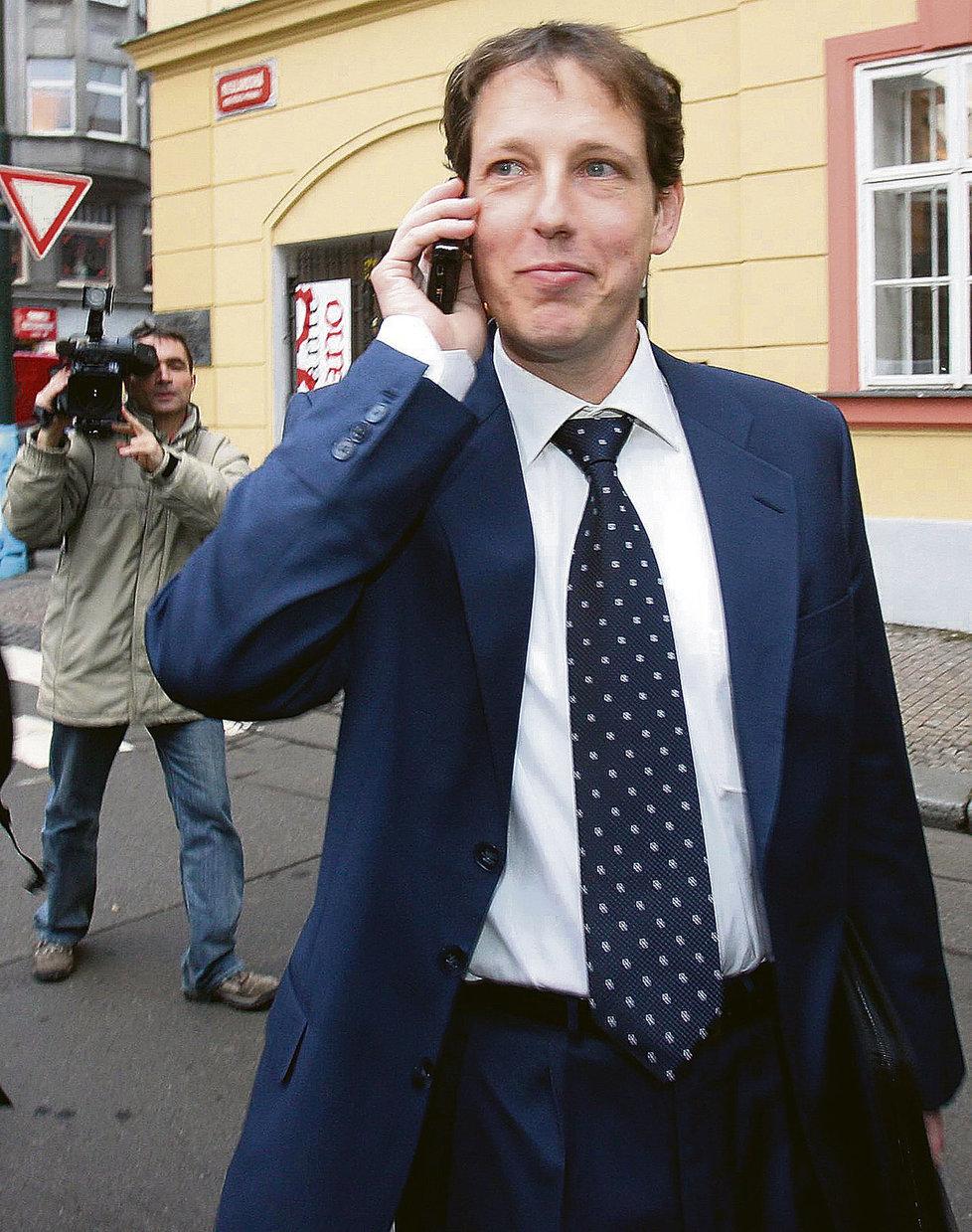 Stanislav Gross zemřel na amyotrofickou laterální sklerózu.