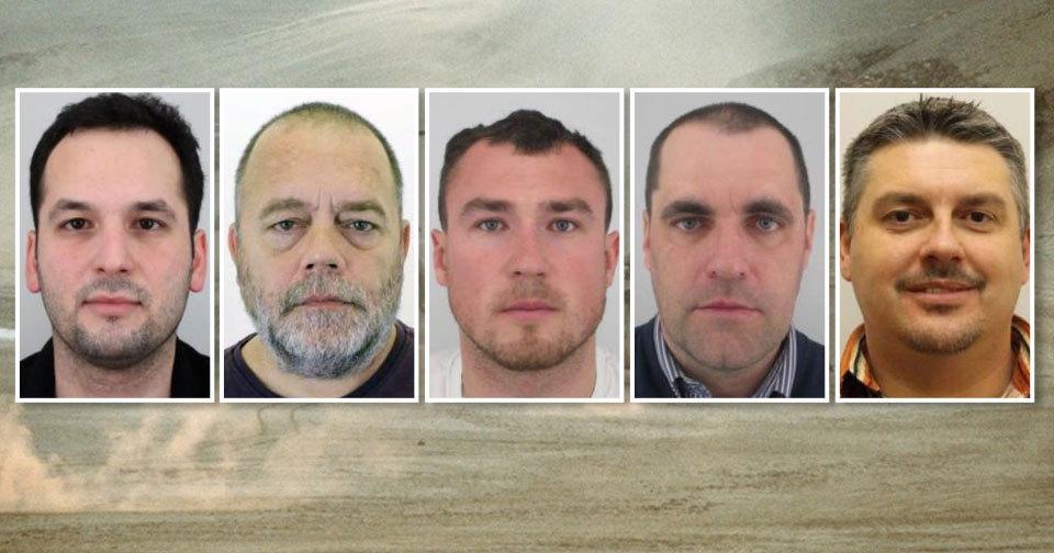 Pětice Čechů, kteří zmizeli v libanonském údolí Bikáa.