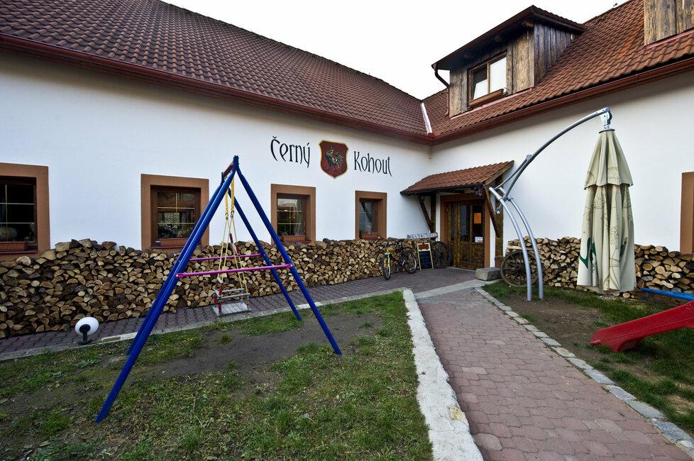 Grossova restaurace v Hlubočepích