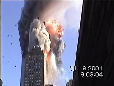 Unikátní záběry z 11. září 2001 od Čecha Pavla Hlavy