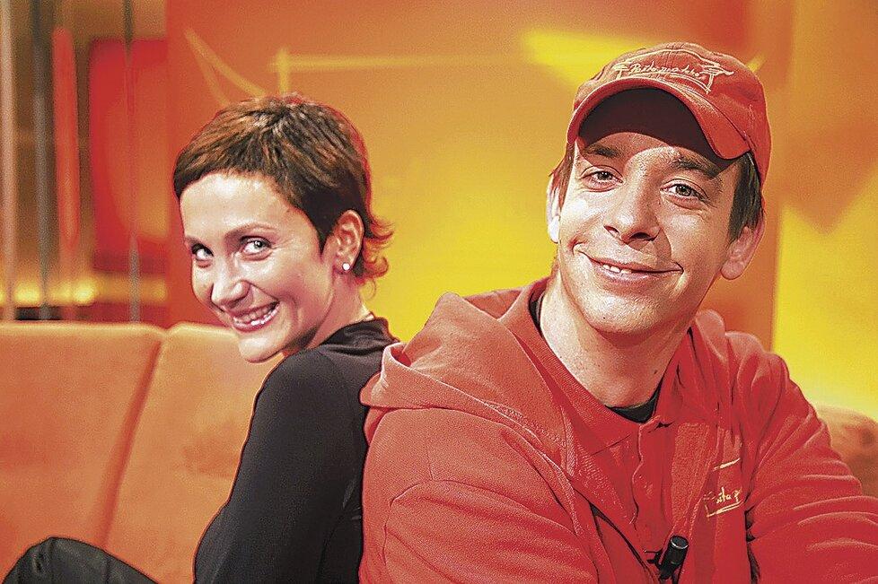 Ester Janečková a pošťák Ondra se vrátí na televizní obrazovky.