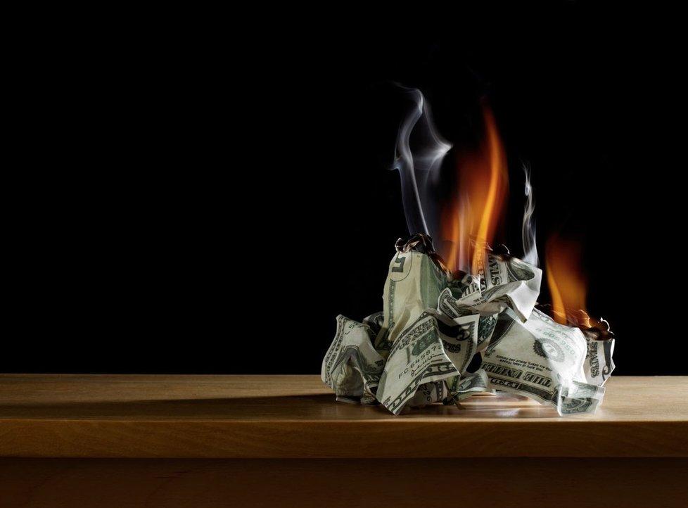 Escobar spálil 100 milionů, aby zahřál svou dceru.