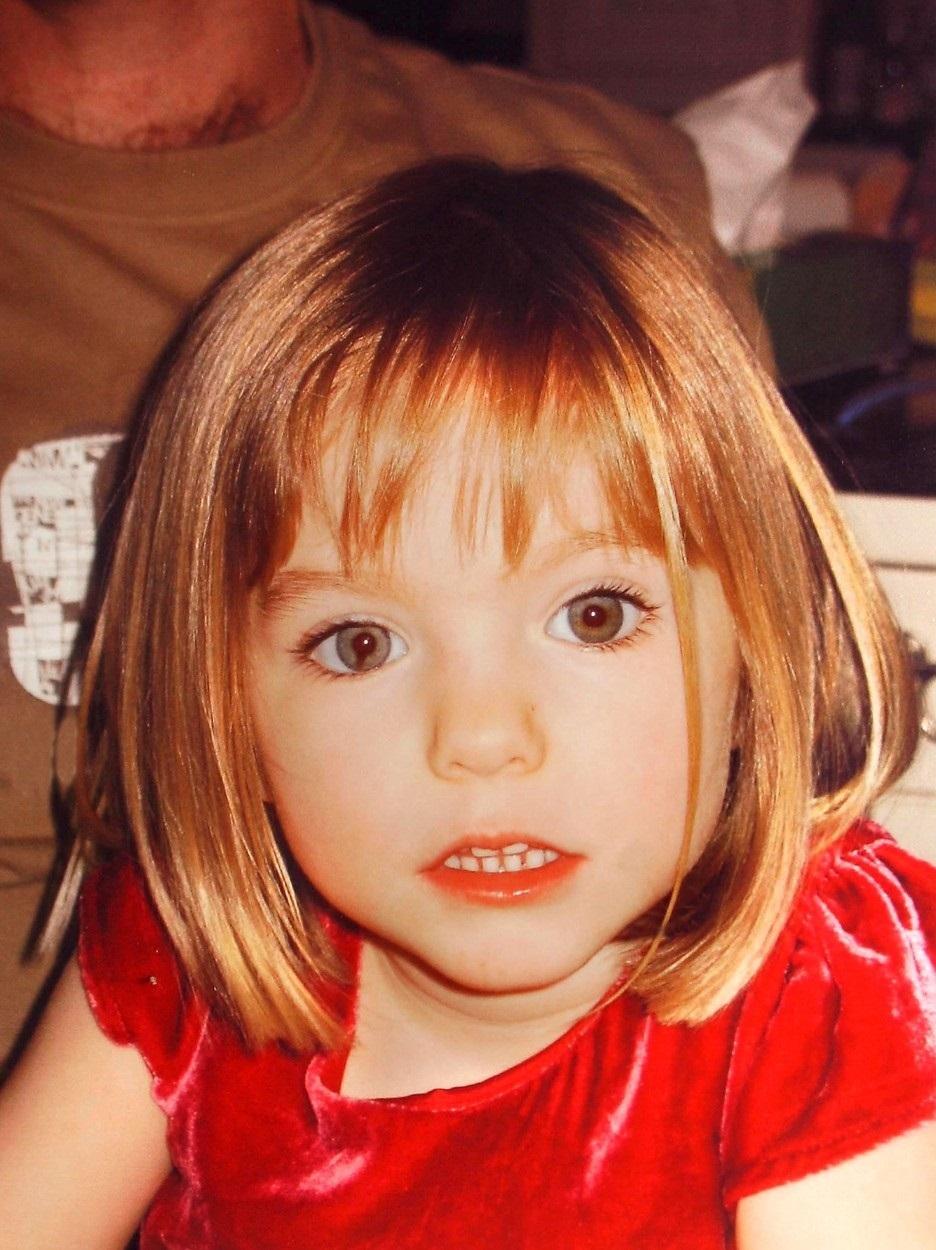 Madeleine McCann zmizela jako tříletá v roce 2007.